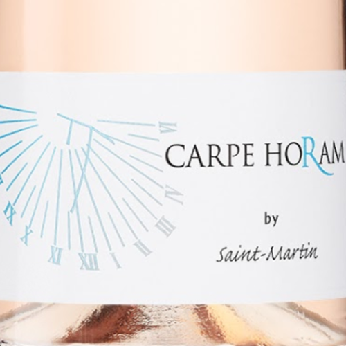 illustration Carpe diem, carpe horam