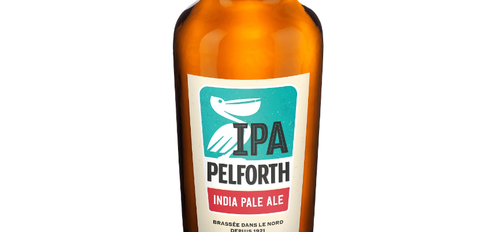 illustration Pelforth lance son IPA