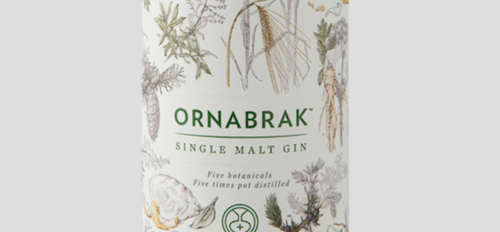 illustration Premier single malt gin irlandais