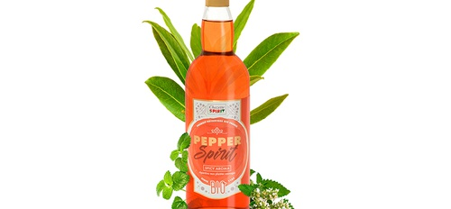 illustration Pepper Spirit, apéritif épicé
