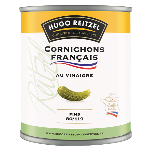 illustration Des cornichons made in France !